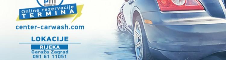 Profesionalne autopraonice Center Car Wash (Zagreb/Rijeka) – Najbolje rješenje za Vaša vozila