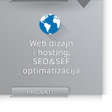 Web design i hosting