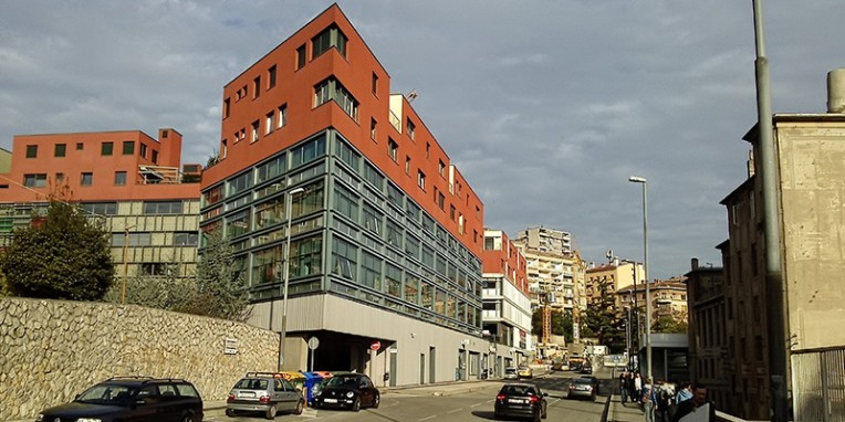 City of Rijeka - Zagrad garage