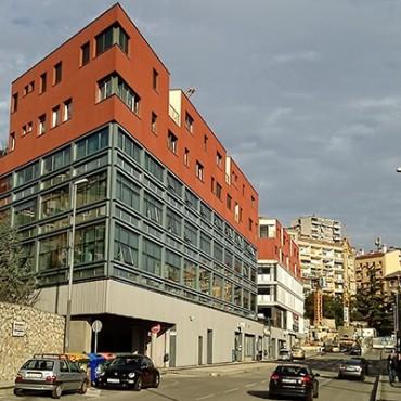 Grad Rijeka – garaža Zagrad