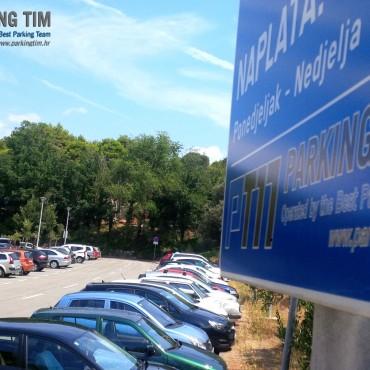 Dubrovnik General Hospital parking