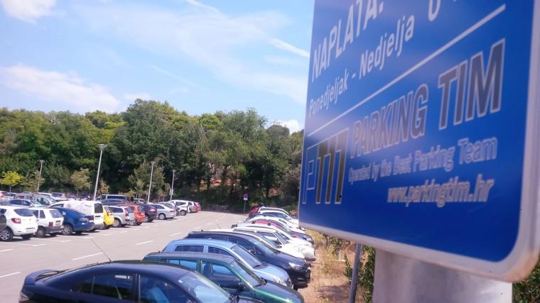 Sa iznimnim zadovoljstvom Vam predstavljamo našu novu parking lokaciju u Gradu Dubrovniku