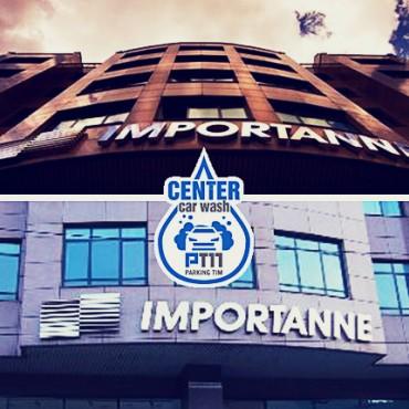 City of Zagreb - Importanne Centar & Importanne Galleria